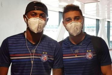 Com retorno de João Pedro, Bahia embarca para enfrentar o Sport em Recife | Divulgação | E.C.Bahia