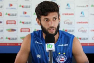 Alvo de críticas, Juninho Capixaba rebate torcedor do Bahia durante live   Felipe Oliveira   E.C.Bahia