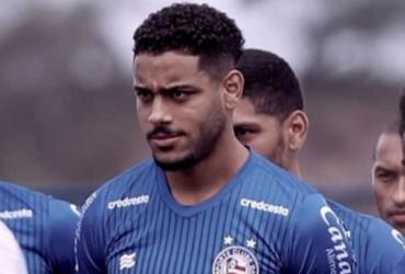 """Titular contra o Grêmio, Matheus Bahia elogia Dado: """"Tem a cara do Bahia""""   Felipe OIiveira   E.C.Bahia"""