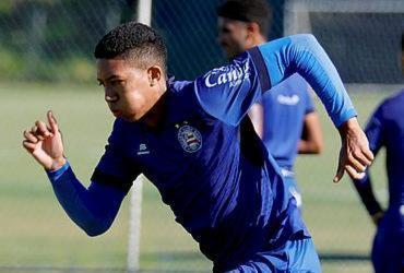 Com Saldanha, Bahia se reapresenta e já foca no Athletico-PR   Felipe Oliveira   EC Bahia