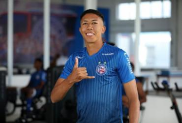 Atacante Saldanha é anunciado por clube da 2° divisão japonesa | Felipe Oliveira | E.C.Bahia