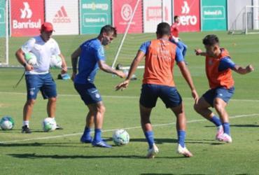 Ainda em Porto Alegre, Bahia inicia preparação visando o Atlético-GO   Felipe Oliveira   EC Bahia