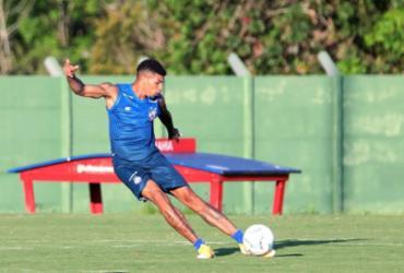 Bahia aprimora parte técnica e bolas paradas na Cidade Tricolor | Felipe Oliveira | EC Bahia
