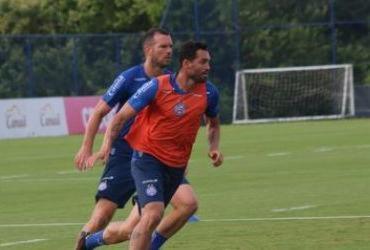 Gilberto e João Pedro retornam aos treinos na Cidade Tricolor | Divulgação | EC Bahia