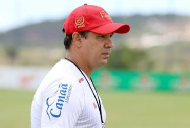 Bahia faz último treino em Salvador antes de duelo contra o Grêmio   Felipe Oliveira   EC Bahia