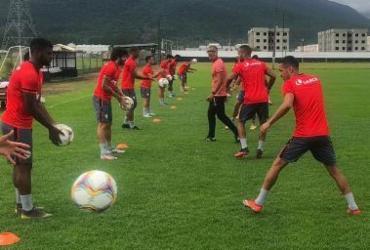 Com retornos de Van e Alisson Farias, Vitória realiza primeiro treino de olho no Avaí | Divulgação | E.C.Vitória