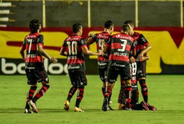 Vitória vence o Botafogo-SP no Barradão e garante permanência na Série B | Pietro Carpi | EC Vitória