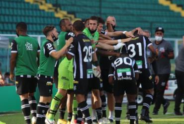 Figueirense vence Brasil de Pelotas e coloca o Vitória no Z-4 | Patrick Floriani | Figueirense FC