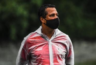 Vitória trabalha finalizações para duelo contra a Chapecoense | Letícia Martins | EC Vitória
