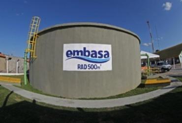 A Embasa diz que estudos estão alinhados ao novo marco regulatório do saneamento / Foto: Divulgação - Divulgação