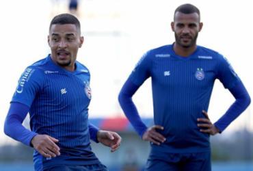 Diante do Atlético Goianiense, Bahia busca interromper sequência de derrotas para fugir do Z-4   Felipe Oliveira (EC Bahia)   Divulgação