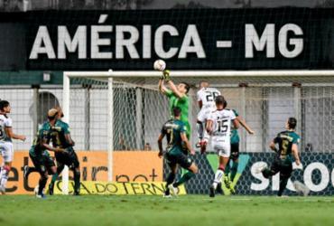 Após perder por 4x0, Vitória chega ao quarto jogo seguido sem triunfos | Mourão Panda | América-MG