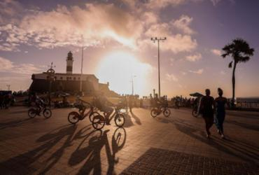 Campanha do governo do estado destaca prevenção e segurança no verão | Olga Leiria | Ag. A TARDE | 10.1.2021