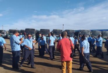 Ônibus do transporte público de Feira de Santana voltam a circular após paralisação