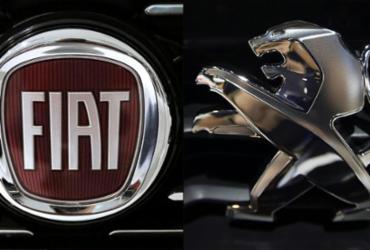 Peugeot e Fiat se fundem para formar Stellantis, quarto grupo automotivo mundial | Marco Bertorello e Joël Saget | AFP