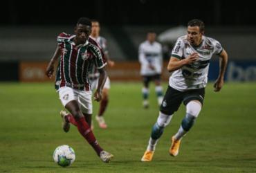 Em jogo de seis gols, Fluminense e Coritiba empatam no Couto Pereira | Lucas Merçon | Fluminense