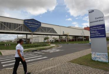 O descaso da Ford com a Bahia | Ag. A TARDE | Arquivo