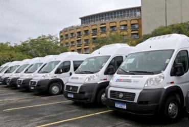 Governo da Bahia entrega vans para atender municípios | Camila Souza | GOVBA