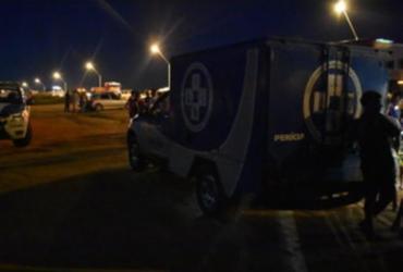 Homem morre e dois ficam feridos após acidente na BA-641