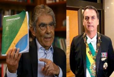 Impeachment é para quem dá as costas para Constituição, diz ex-ministro do STF | Reprodução