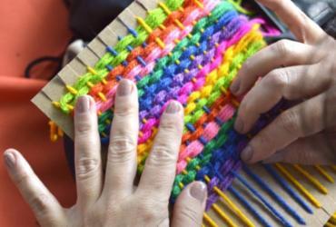 Inscrições gratuitas para curso de tecelagem seguem até sexta-feira | Divulgação