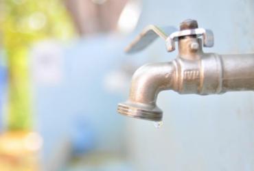 Fornecimento de água em Itabela é interrompido nesta sexta