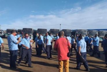 Feira de Santana: Justiça proíbe bloqueios nas garagens das empresas de ônibus