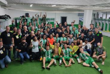 Juventude vira nos acréscimos e derrota o Figueirense no Alfredo Jaconi | Reprodução | Twitter