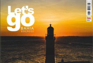 Revista Let's Go Bahia lança edição com foto de Fernando Antônio na capa |
