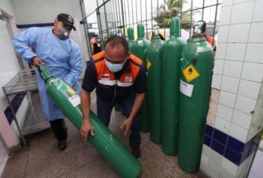 Governo aumentou imposto sobre importação de cilindros semanas antes do colapso em Manaus | Herick Pereira | Secom