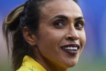 Marta publica mensagem após crítica de Bolsonaro ao futebol feminino | Rede Social I Instagram