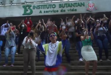 Funkeiro lança remix de 'Bum Bum Tam Tam' gravado no Instituto Butantan | Reprodução | YouTube