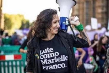 Sorteio coloca gabinetes de viúva de Marielle e Carlos Bolsonaro lado a lado | Reprodução | Instagram