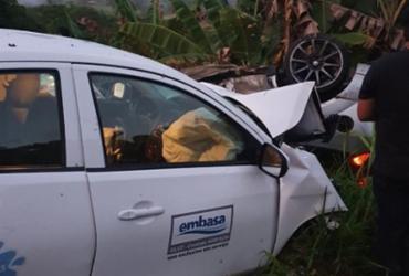 Duas pessoas morrem e uma fica ferida após acidente na BR-330 | Reprodução | Redes Sociais