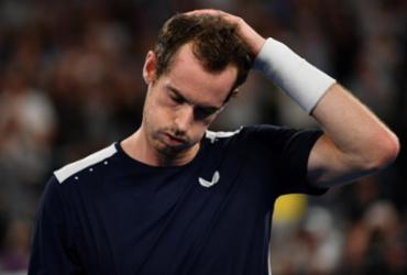 Murray testa positivo para covid-19 e vira dúvida para Aberto da Austrália | Saeed Khan | AFP