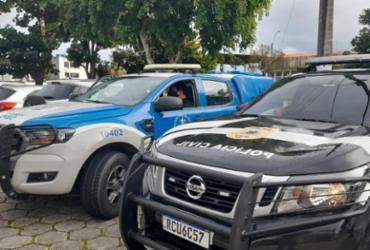 Suspeito é morto durante operação contra o tráfico no Recôncavo | Divulgação | SSP-BA