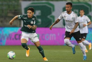 Grêmio arranca empate com Palmeiras na abertura da 30ª rodada |