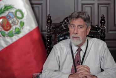 Peru volta a se confinar e veta viagens ao Brasil | Handout | Peruvian Presidency | AFP