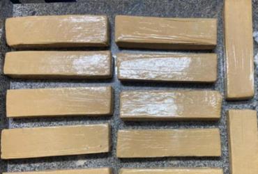 Suspeitos de tráfico de drogas são presos com 19 tabletes de maconha em ações distintas | Divulgação | SSP