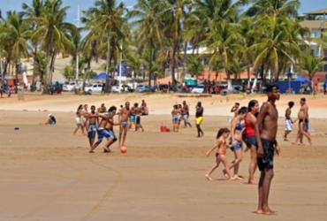 Praias de Salvador voltam a ficar abertas todos os dias em horário livre | Shirley Stolze | Ag: A TARDE