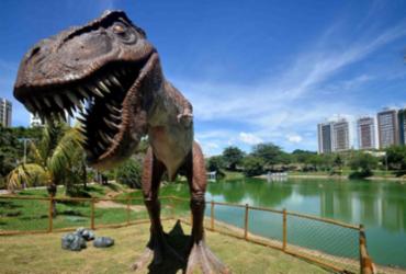 Lagoa dos Dinossauros: visitação deverá ser agendada aos finais de semana | Jefferson Peixoto | Secom PMS
