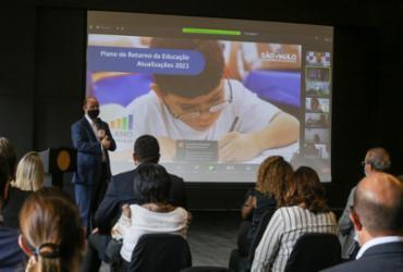 Prefeitura de SP libera retorno das aulas presenciais na cidade a partir de 1° de fevereiro | Divulgação