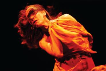 Espetáculos 'Refazendo Salomé' e 'Inferno' têm apresentações online no Teatro Gamboa |
