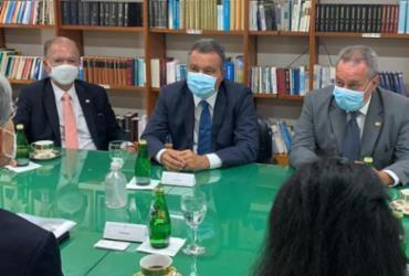 Rui Costa se reúne com embaixadores para buscar substituto da Ford na Bahia | Carlos Prates | GOVBA