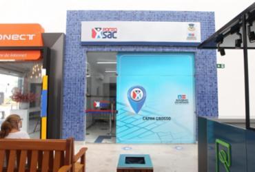 SAC é inaugurado no município de Capim Grosso