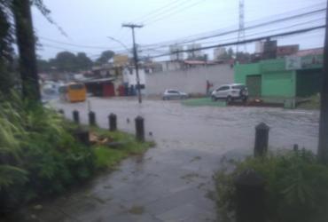 Salvador registra alagamentos após fortes chuvas nesta manhã | Marcelo Seara Ledo da Cruz | Cidadão Repórter