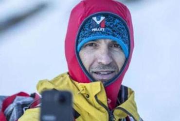 Alpinista espanhol Sergi Mingote morre durante subida ao K2 | Reprodução | Redes Sociais