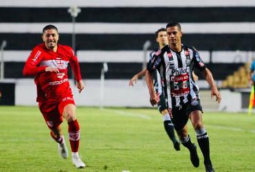 Série B: em jogo de cinco gols, Operário vence CRB e ainda sonha |