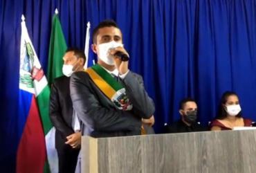 """Prefeito eleito de Serra do Ramalho diz que verba deixada no caixa pelo ex-gestor é """"irrisória"""""""