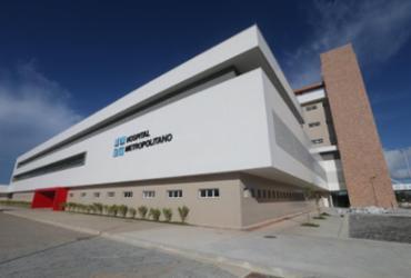 Audiência para parceria privada do Hospital Metropolitano ocorre nesta quinta | Divulgação | Sesab